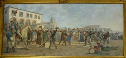 O Primeiro Passo para a Independência na Bahia